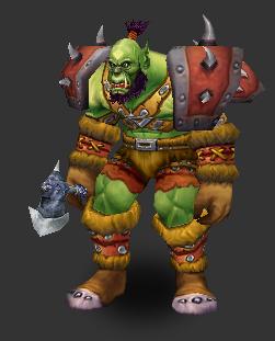 Warcraft Grunt
